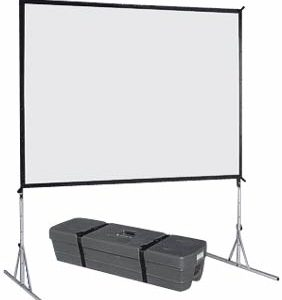 Projectie schermen